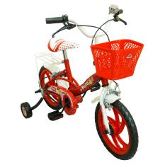 Xe Đạp Trẻ Em Nhựa Chợ Lớn 14 inch K104 Dành Cho Bé Từ 3 – 4 Tuổi – M1799-X2B