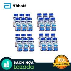 Thùng 24 chai sữa nước Ensure Vani 237ml thích hợp cho nhiều đối tượng, cung cấp đầy đủ dinh dưỡng, giúp hệ tiêu hóa khỏe mạnh