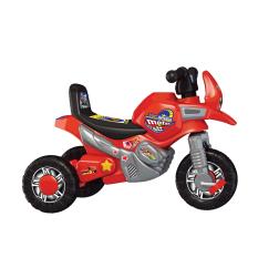 Xe 3 Bánh Trẻ Em Nhựa Chợ Lớn L7 Moto K4 (Không nhạc) Dành Cho Bé Từ 2 – 4 Tuổi – M1674A-X3B