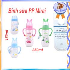 Bình sữa PP Mirai