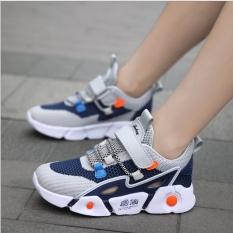 giày sneaker bé trai siêu nhẹ cao cấp – GN222M