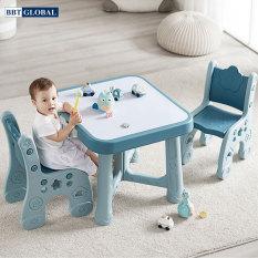 Bộ bàn 2 ghế style Hàn Quốc BBT GLOBAL cao cấp BB101-X