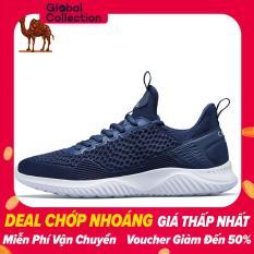 Camel giày thể thao nam sneaker Giày chạy bộ siêu nhẹ thoáng khí chạy bộ
