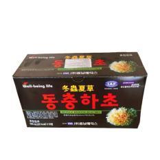 Nước đông trùng hạ thảo Hàn Quốc hộp 10 chai 100ml