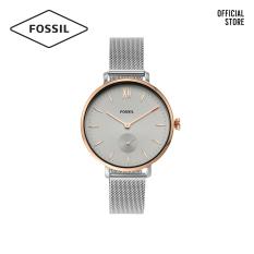 Đồng hồ nữ FOSSIL Kayla dây thép không gỉ ES4703 – màu bạc