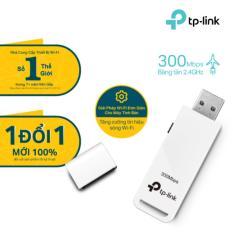 TP-Link – TL-WN821N – USB kết nối Wi-Fi Chuẩn N 300Mbps-Hãng phân phối chính thức