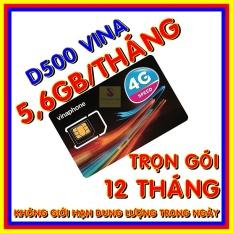 [Nhập ELMAR31 giảm 10% tối đa 200k đơn từ 99k]Sim 4G Vinaphone trọn gói 1 năm không nạp tiền – Sim 4G Vina D500 – Shop Sim Giá Rẻ
