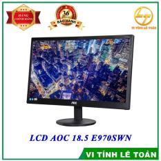 MÀN HÌNH VI TÍNH LCD AOC 18.5 E970SWN