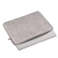 [TẶNG TÚI MINI PHỤ KIỆN] Combo Túi chống sốc laptop và Túi mini Canvas Artisan – Lux 3 – Da dập nổi