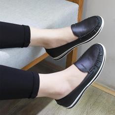 Giày bệt da bò Kaleea nữ siêu êm chân Size 36-39