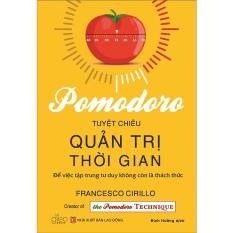 Sách – Pomodoro – Tuyệt Chiêu Quản Trị Thời Gian