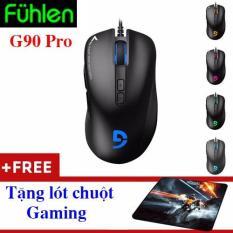 Chuột Fuhlen G90 Pro Gaming – Chuột cao cấp của Fuhlen – G90Pro