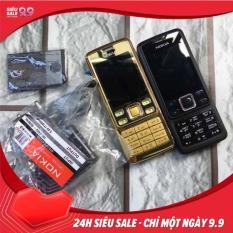 Nokia 6300 main zin, màn hình zin tặng kèm pin (xài liên tục 3,4 ngày mới hết pin) + sạc (Nokia) đầy đủ | Bảo hành 12 tháng