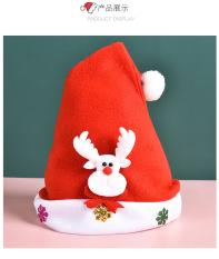 Mũ Noel / Mũ Giáng Sinh/ Set 02 Kẹp Tóc Noel Kiểu Dáng Dễ Thương Cho Bé Trai Và Bé Gái – TTGT89