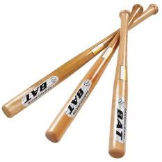 Gậy bóng chày gỗ đặc 74cm