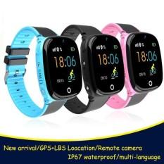 Đồng hồ định vị GPS smartkid HW11 chống nước có camera hiển thị tiếng việt