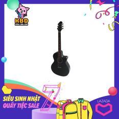 Đàn Guitar Acoustic KBD -10 ( màu gỗ tự nhiên ) tặng kèm 2 pick gãy + giáo trình online hướng dẫn cho người mới tập chơi.