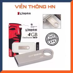 USB 2.0 Kingston data traveler se9 4gb – dung lượng thực