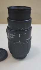Sigma 70-300 f4-5.6 for canon