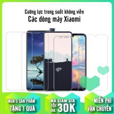 [MUA 1 TẶNG 1] Cường lực Trong Suốt cho các dòng máy Xiaomi Redmi Note 9S/Note 9Pro Redmi K30 / Poco X3 / F2 Pro / Mi A2 Lite / Note 5 / Poco F1 / Redmi 5 Plus / Mi 8 / Redmi S2 / Redmi 6 / 6A / Mi A2 Note 6 Pro / Note 7 / Mi 9