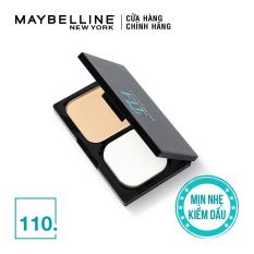 Phấn nền mịn lì tiệp màu da Maybelline New York Fit Me Skin-fit Powder Foundation 9g