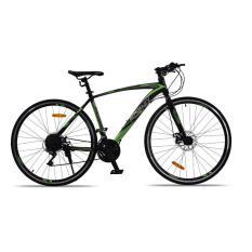 Xe đạp đường trường FR303 màu xanh lá đen tự nhiên
