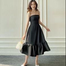 OLV – Đầm Black Orchid Straps Dress