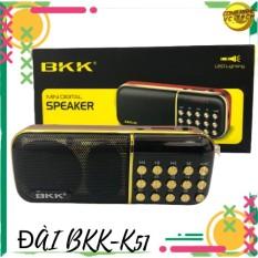 Máy nghe kinh phật thẻ nhớ nghe đài fm bkk-k51. sản phẩm chất lượng giá cả hợp lý độ bền cao dễ dàng sử dụng