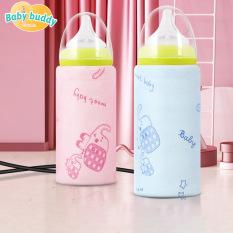 [Ship trong ngày] Túi hâm nóng bình sữa cho bé, túi giữ nhiệt bình sữa di động, túi ủ nóng bình sữa, túi hâm nóng sữa USB tiện lợi, túi hâm nóng giữ nhiệt bình sữa điều chỉnh kích thước phù hợp với mọi loại bình