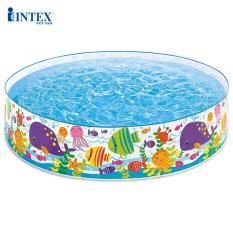 Bể bơi phao lắp dựng 1m83 INTEX 56452 – Hồ bơi lắp dựng, Bể bơi gia đình