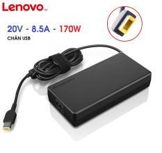 SẠC LAPTOP LENOVO 20V 8.5A 170W – CHÂN USB – CHÍNH HÃNG
