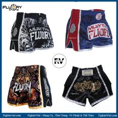 Quần Muay Thai FLUORY 2021