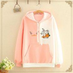 [FREESHIP TOÀN QUỐC] Áo hoodie,Áo Khoác Hoodie Thun Nỉ Unisex Nam Nữ in hình Thỏ Rabbit Cute Chất Vải Nỉ Cao Cấp Thời Trang Năng Động Dễ Thương