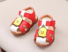 giày lỗ bé trai-bé gái size 15-19 da mềm