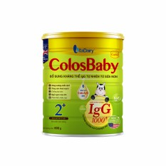 COLOSBABY GOLD 2+ 800G – S