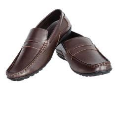 Giày lười nam da thật cao cấp – Da Giày Việt Nam VNLZNDGD000