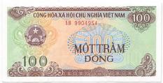 Bộ COMBO 5 Tờ 100d Việt Nam xưa, cực hiếm và khó tìm..