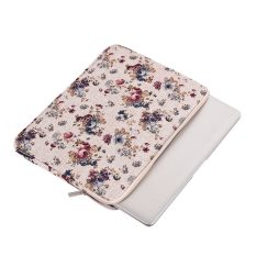 Túi chống sốc laptop Canvas Artisan – Flowers