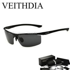 Kính mát phân cực thời trang nam VEITHDIA 6588 (sport)