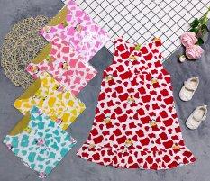 [HCM]Đầm tole bé (26-30kg)