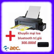 Máy in phun màu Epson L1300 sử dụng mực ngoài Hàn Quốc + tặng loa Bluetooth trị giá 300k