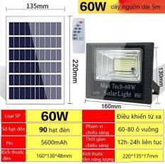 ĐÈN NĂNG LƯỢNG MẶT TRỜI 45W – 60W – 80W – 100W – 180W MAX TECH SOLAR LIGHT – ĐIỀU KHIỂN TỪ XA – PIN SẠC TRỌN DỜI – D10