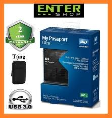 Ổ cứng di động WD My Passport Ultra 500Gb Usb 3.0 Tặng túi chống sốc