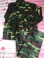 Quần áo K07 SQ