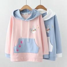 áo hoodie thỏ