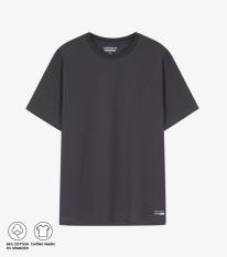 Áo thun nam Cotton Compact ngắn tay phiên bản Premium chống nhăn, thoáng mát nhiều màu