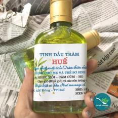 Tinh Dầu Tràm 100ML – TM106 điều trị mụn và da nhờn làm sạch cơ thể và giữ ấm ngừa cảm lạnh và ngăn muỗi đốt