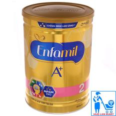 Sữa Bột Enfamil A+ 2 – Hộp 1,7kg (Cho trẻ từ 6~12 tháng tuổi)