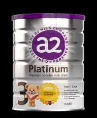 Sữa bột A2 Platinum ÚC số 3 – 900gram – hàng xách tay Úc – hàng có sẵn