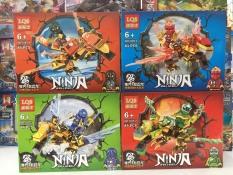 LEGO NINJA RELICS NO.7103